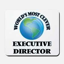 World's Most Clever Executive Director Mousepad