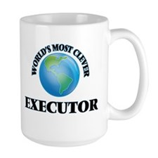 World's Most Clever Executor Mugs