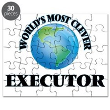World's Most Clever Executor Puzzle