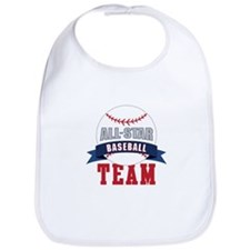 All-Star Baseball Team Bib