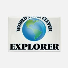 World's Most Clever Explorer Magnets