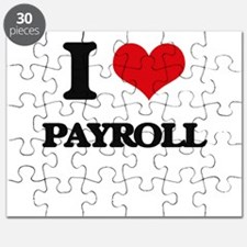 I Love Payroll Puzzle