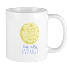 Man In The Moon Mugs