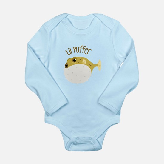 Lil Puffer Body Suit