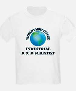World's Most Clever Industrial R & D Scien T-Shirt