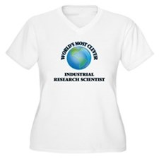 World's Most Clever Industrial R Plus Size T-Shirt
