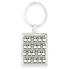 Pandapanda Keychains