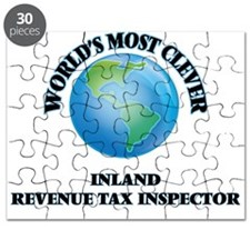 World's Most Clever Inland Revenue Tax Insp Puzzle