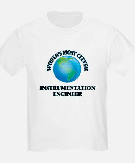 World's Most Clever Instrumentation Engine T-Shirt