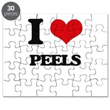 I Love Peels Puzzle