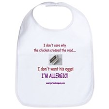 Unique Celiac kids Bib