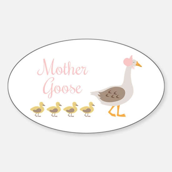 Mother Goose Decal