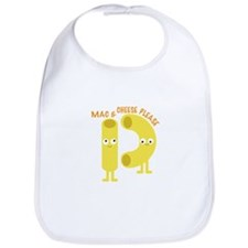macaroni_mac and cheese please Bib