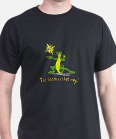 Gecko Beach T-Shirt