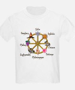 Wheel of the Year 1 T-Shirt
