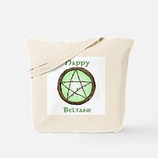 Happy Beltane 3 Tote Bag