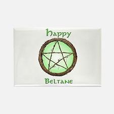 Happy Beltane 3 Rectangle Magnet