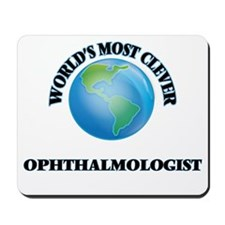 World's Most Clever Ophthalmologist Mousepad