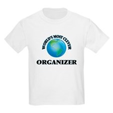 World's Most Clever Organizer T-Shirt