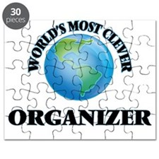 World's Most Clever Organizer Puzzle