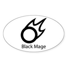 Black Mage Decal