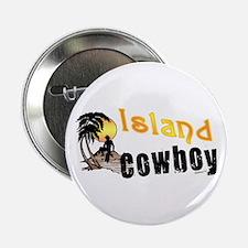Island Cowboy Button