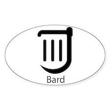 Bard Decal