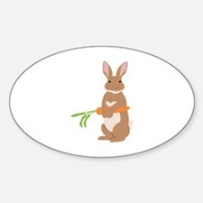 Easter Rabbit Decal