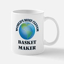 World's Most Clever Basket Maker Mugs
