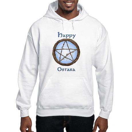 Happy Ostara 3 Hooded Sweatshirt