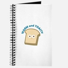 bread warm and toasty Journal