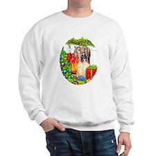 Great Dane Stockings Brindle UC Sweatshirt