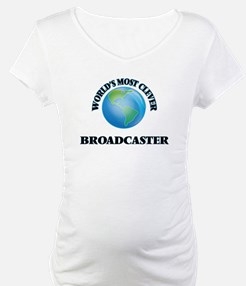 World's Most Clever Broadcaster Shirt