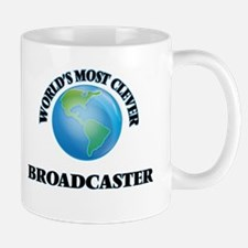 World's Most Clever Broadcaster Mugs
