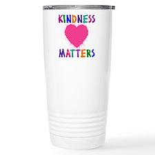 KINDNESS MATTERS Travel Mug