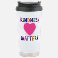 KINDNESS MATTERS Travel Mug