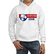 I'm With Fred Hoodie