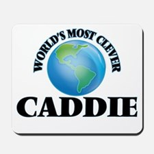 World's Most Clever Caddie Mousepad