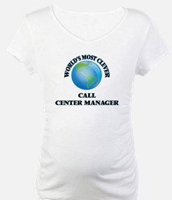 World's Most Clever Call Center Shirt