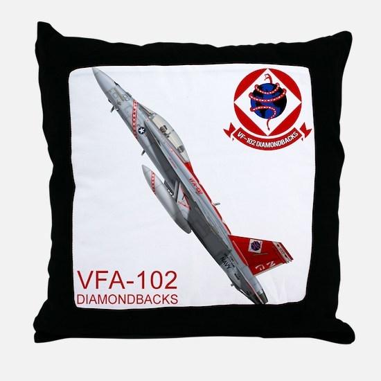 vfA102logo10x10_apparel copy.png Throw Pillow
