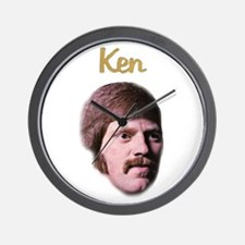 Ken's Classic Wall Clock