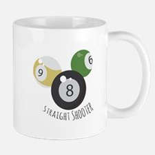 8Ball StraightShooter Mugs