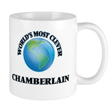 World's Most Clever Chamberlain Mugs