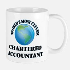 World's Most Clever Chartered Accountant Mugs