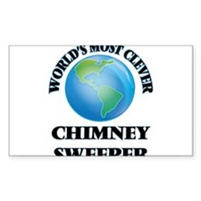 World's Most Clever Chimney Sweeper Decal