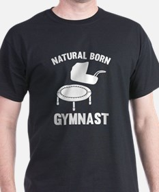 Natural Born Gymnast T-Shirt