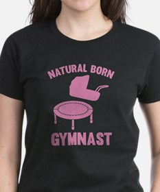 Natural Born Gymnast Tee