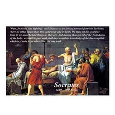 Philosophy: 8 Postcards: Socrates