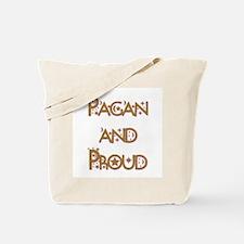 Pagan and Proud 1 Tote Bag