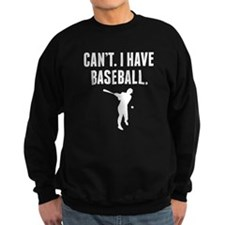 Cant I Have Baseball Jumper Sweater